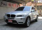 BMW(寶馬)NEW X3 20d 2.0 全景天窗 頂級 渦輪增壓柴油 總代理