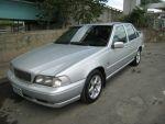 ★歐系頂級車款VOLVO1998年S70銀色系2.5cc豪華版一手車★