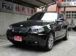 BMW(寶馬)X3 2.5 全景天窗 頂級 6速 總代理