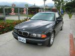 ★菁英推薦1997年BMW528總代理E39型黑色★