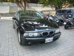 ★HOT推薦2002年式BMW520I總代理E39型2.2cc黑色★