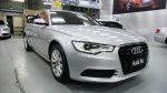 瑞德汽車]2012年 AUDI A6 2.0 TFSI 倒車視訊 LED日行燈