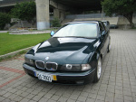 ★HOT嚴選1998年BMW528E39型綠色系★