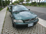 @1999年VOLVO S40 2.0cc綠色瑞典名車最高規安全係數@
