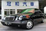 2000年式 賓士 E240 W210型 2.4  平價好車