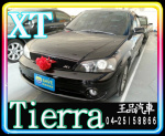 2007 Ford Tierra XT (1.6) 黑...