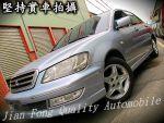 【尖峰汽車】03式 頂級 天窗 雙安 恆溫 大銀幕 全車原漆原鈑件 可全貸