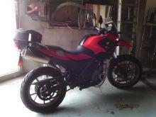 【自售】 一手車 BMW重機 紅黑小鳥 2011年出廠 好騎少騎 原廠保養