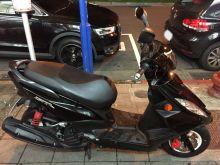 Yamaha GTR 125 里程387KM