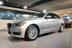 BPS BMW總代理 台北汎德原廠認證中古車 獨家代理 320dGT 銀色