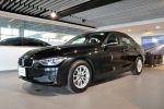 BPS BMW總代理 台北汎德原廠認證中古車 前座電動椅 316i 黑色
