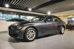 BPS BMW總代理 台北汎德原廠認證中古車 前座電動椅 316i 深灰色