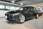 BPS BMW總代理 台北汎德原廠認證中古車 運動版 318d 黑色