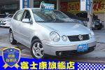05年 福斯 POLO 1.4 雙安全氣囊 輕巧五門小車