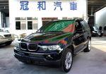 04年 BMW X5 3.0 E53型 總代理 全車訂做檜木飾板 四驅休旅車