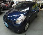 【祐慶汽車】TOYOTA YARIS 藍色G版 DVD 倒車螢幕 只跑3萬9千