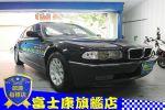 01年 BMW E38 728I 總代理 M版方向盤 電動尾門
