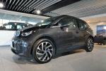 BPS BMW總代理 台北汎德原廠認證中古車 i3 綠能純電版 灰/黑色
