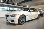 BMW總代理 BPS 台北汎德原廠認證中古車 限量唯一 M3 白色