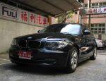 BMW(寶馬)120I 2.0 天窗 頂級 總代理