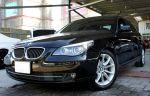 09年式 BMW E60  525D  柴油渦輪3.0版 總代理 全額貸