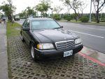 ★中華賓士C220 1995年天窗頂級豪華版黑色★