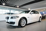 BMW總代理 BPS 台北汎德原廠認證中古車 小改款 520d 白色