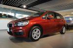 BPS BMW總代理 台北汎德原廠認證中古車 入門休旅 218iAT 古典紅