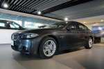BMW總代理 BPS 台北汎德原廠認證中古車 M款套件 520i 灰色
