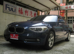 BMW(寶馬)116I 1.6 渦輪增壓 總代理