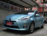 TOYOTA(豐田)PRIUS C 1.5 I-KEY 油電混合車