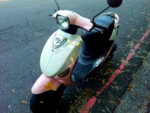 自售 PGO BuBu 125 粉紅白 五期噴射版