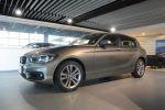 BPS BMW總代理 台北汎德原廠認證中古車 小改款 120i 香檳銀