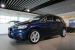 BPS BMW總代理 台北汎德原廠認證中古車 入門休旅 220iAT 藍 另有灰