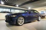 BMW總代理 BPS 台北汎德原廠認證中古車 520i M版頂級款 領牌車 藍色