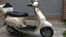偉士牌 VESPA ET8 ET-8自售 1998