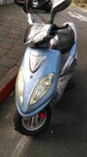 售 三陽出場 大眼悍將125cc
