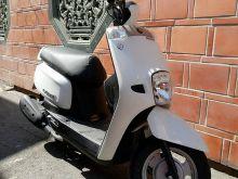 自售CUXI100白色 9.5成新 10個月新車 優惠價