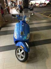 2013年 VESPA 天藍色LX125 ie