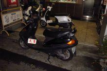 流當機車 山葉 迅光125cc(XC125Z1)(四行程)可正常過戶