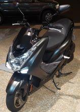 自售 2016年 Yamaha Smax 155 深灰黑 (消光黑)