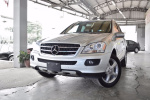 2007 ML350 導航 有力 舒適空間大    里程車況保證『九億汽車』