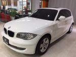 2011 BMW 118 原鈑件