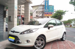 2012年FORD-Fiesta 一手車 五...