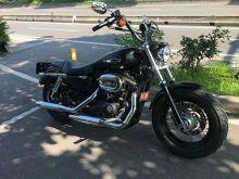 2012 Harley XL1200CB 原廠無改 消光黑