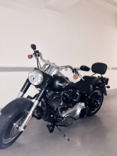 2012 Harley-Davidson FAT BOY / FLSTFB