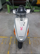 新風光125 剛換完新品原廠化油器  前輪胎  後輪胎 CDI 後車燈含檔泥板組
