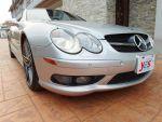 特殊硬頂玻璃敞篷SL500珍藏超跑新車價680萬 全車AMG漂亮第三方認證優質車