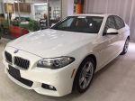 正2014 BMW 528i M-sport 手寫...
