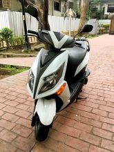 自售2011年 三陽JET-POWER125 全車原廠 外表漂亮車況超順暢好騎